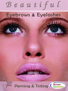 Beautiful Eyebrows & Eyelashes, Perming & Tinting