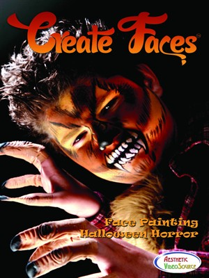 Create Faces – Face Painting, Halloween Horror