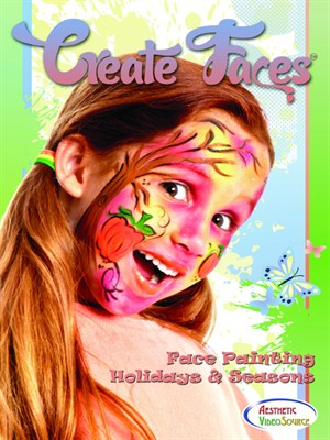 Create Faces – Face Painting, Holidays & Seasons