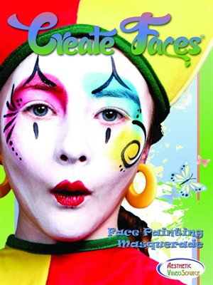 Create Faces – Face Painting, Masquerade
