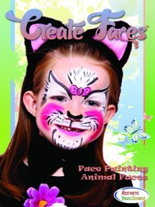Create Faces - Face Painting, Animal Faces