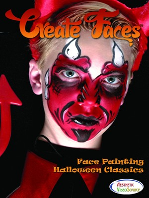 Create Faces - Face Painting, Halloween Classics