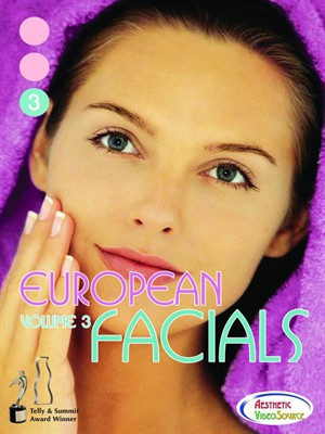 European Facials, Volume 3