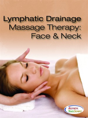 Lymphatic Drainage Massage Therapy: Face & Neck