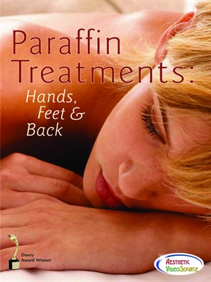 Paraffin Treatments, Hands, Feet & Back