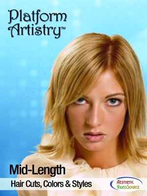 Platform Artistry, Mid-Length Hair Cuts, Colors & Styles
