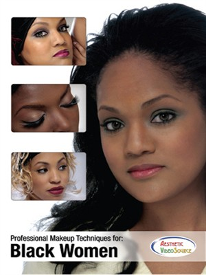 Professional Makeup Techniques For Black Women