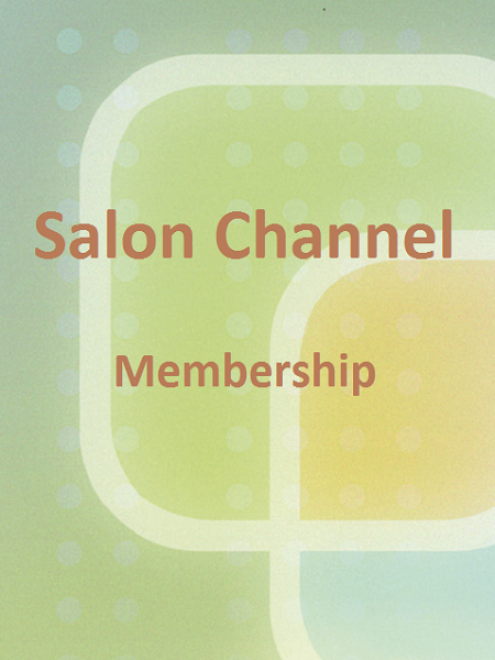 Salon Channel Membership – Annual