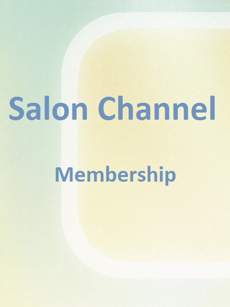 Salon Channel Membership – Monthly