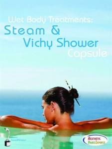 Wet Body Treatments, Steam & Vichy Shower Capsule